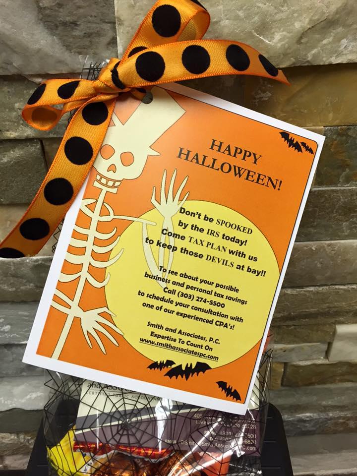 Halloween Bag 2015